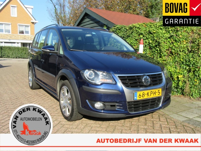 Volkswagen-Cross Touran